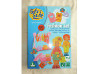 NEW ELC SOFT STUFF FASHION SET