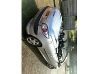 Peugeot 206 convertible fully loaded leather seats parking sensors £750 polo astra honda toyota