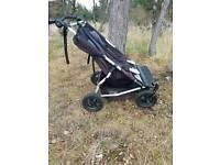 Mountain buggy pram