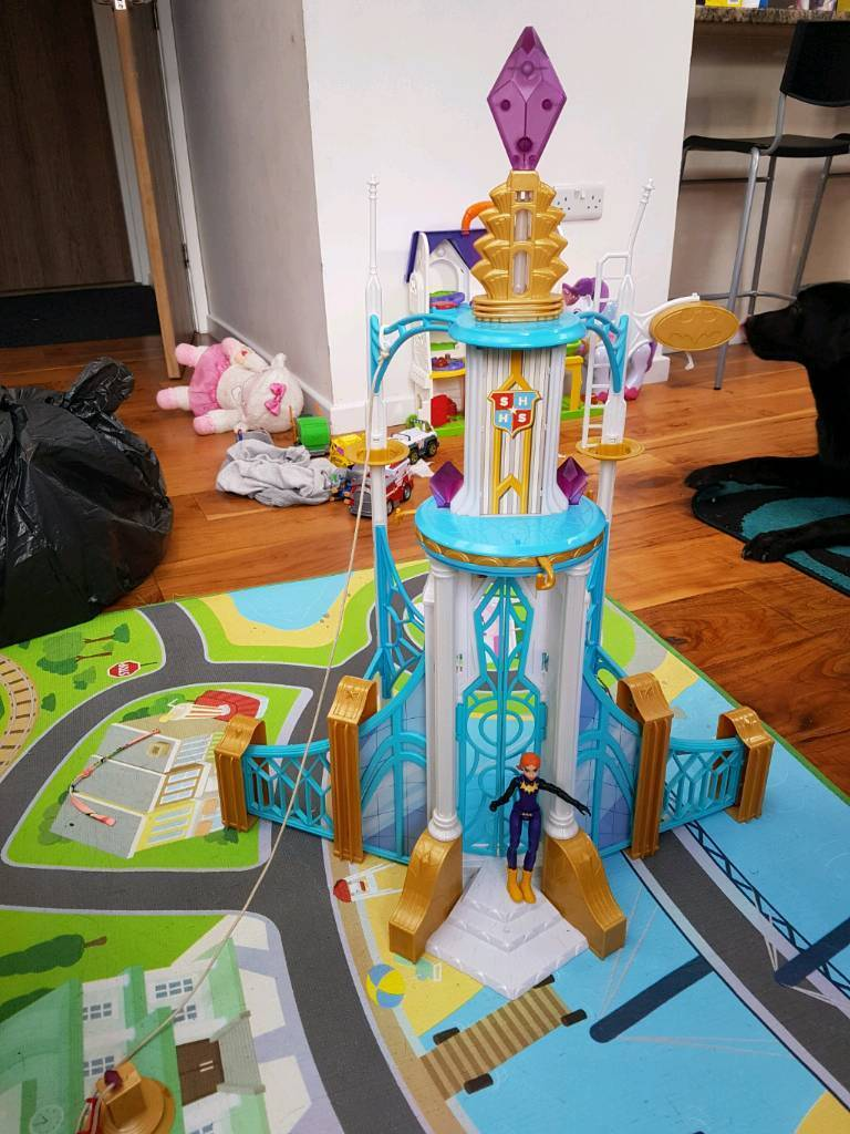 Dc Super Hero Girls High School Playset In Southampton Hampshire