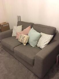 Fantastic condition - Grey Sofa Almost new!!