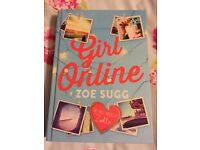 Girl Online - Zoe Sugg. Harback book. Excellent condition