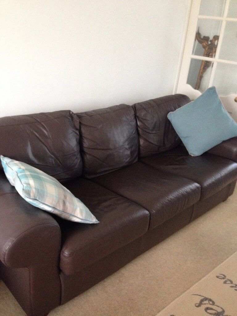 Free 3 Seater Sofa Nowfree In Seaham County Durham