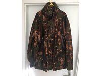 Jack Pyke woodland camo jacket MEDIUM.