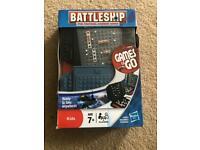Games to go - Battleship