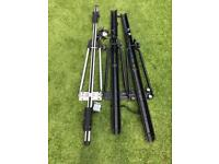 Bike roof carriers x 3 for £25