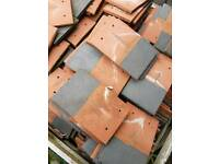 100 MARLEY roof tiles