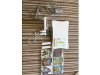 Nintendo Wii bundle with fit board