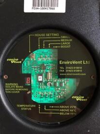 Envirovent Ventilation System Anti mould/Condensation