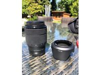 Sony 28-70mm f/3.5-5.6 FE OSS Camera Lens - As new condition