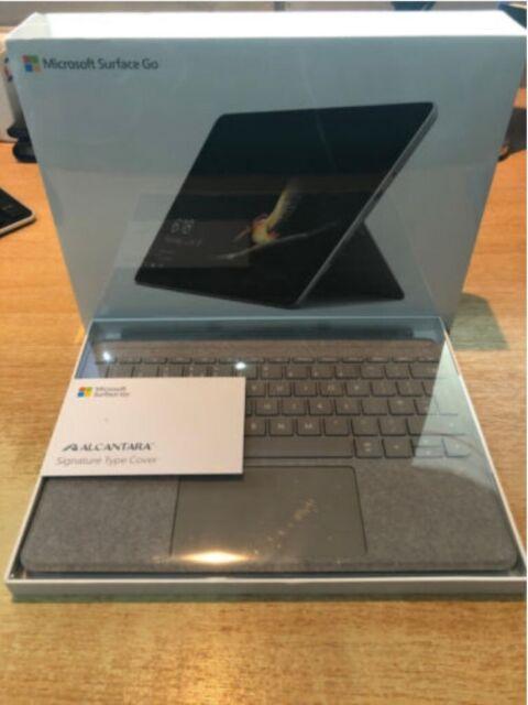 594661f21da Microsoft Surface Go 10, Pentium 8GB 128GB 2-in-1 Laptop, Signature cover
