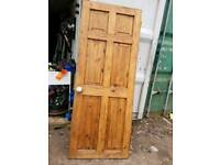 Oak wood doors for sale