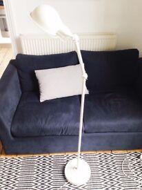 MADE Jenkins Floor Lamp White
