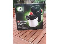 Parkside Paint spray gun model PFS C100 C3