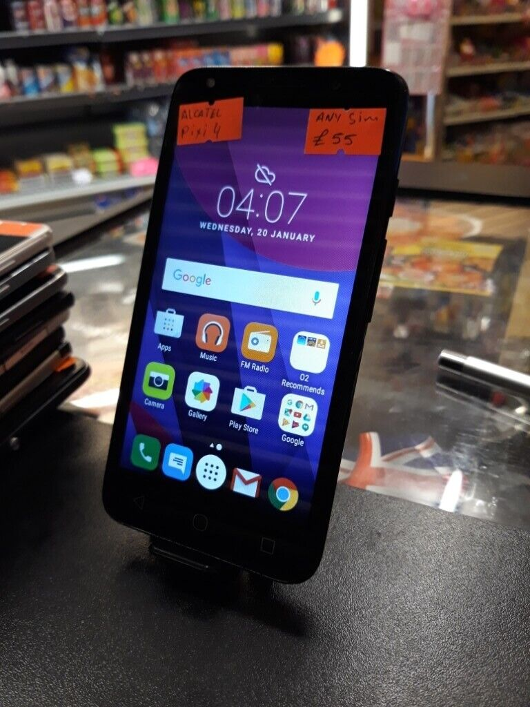 ALCATEL PIXI 4   BIG SCREEN ANDROID PHONE   YOUR LOCAL MOBILES LEEDS check  out my other items | in Beeston, West Yorkshire | Gumtree