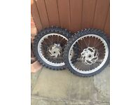Ktm Excel Wheels 125/250/450