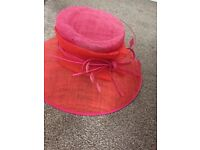 Hat suitable for weddings/ladies day at races