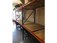Pallet racking - used - good condition - BS3