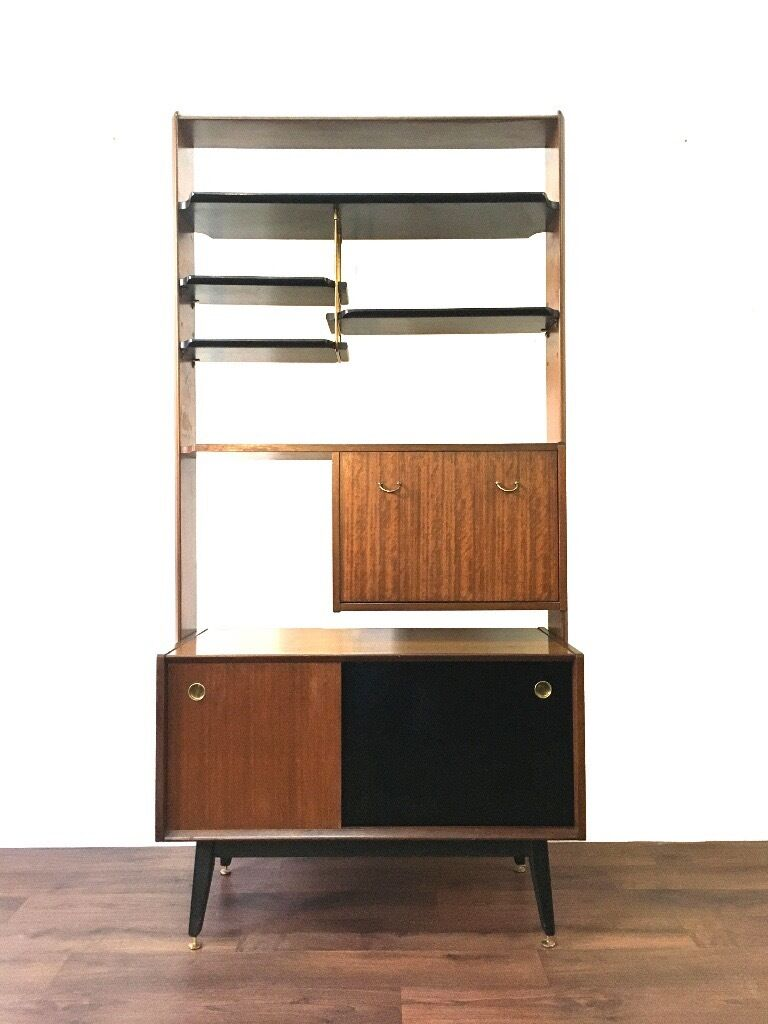 Retro Teak Librenza Room Divider by G Plan Vintage Mid Century GPlan