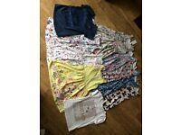 H&M girls clothing age 6-8