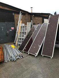 Boss Scaffold tower spares