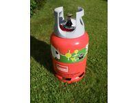 Full Calorlite 6kg Propane LPG Gas Bottle for Caravan Campervan Motorhome Camping BBQ Patio Heater