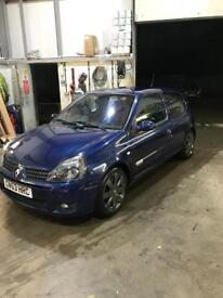 Renault Clio 172 possible track car