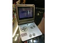 Nintendo Gameboy SP Handheld Games Console
