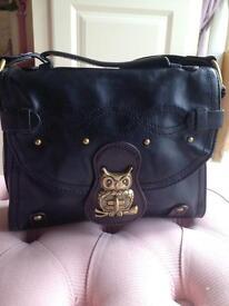 Nice Owl messenger bag- £8 collect Fareham po15