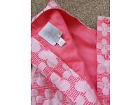 Jasper conran Pink daisy dress