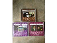 ROY ORBISON. 1965 – 1973. JOB LOT OF 3 CD COLLECTIONS.
