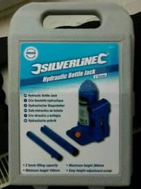 Car Bottle Jack 2T