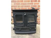 Villager Bayswater Multi-fuel / Wood burning stove