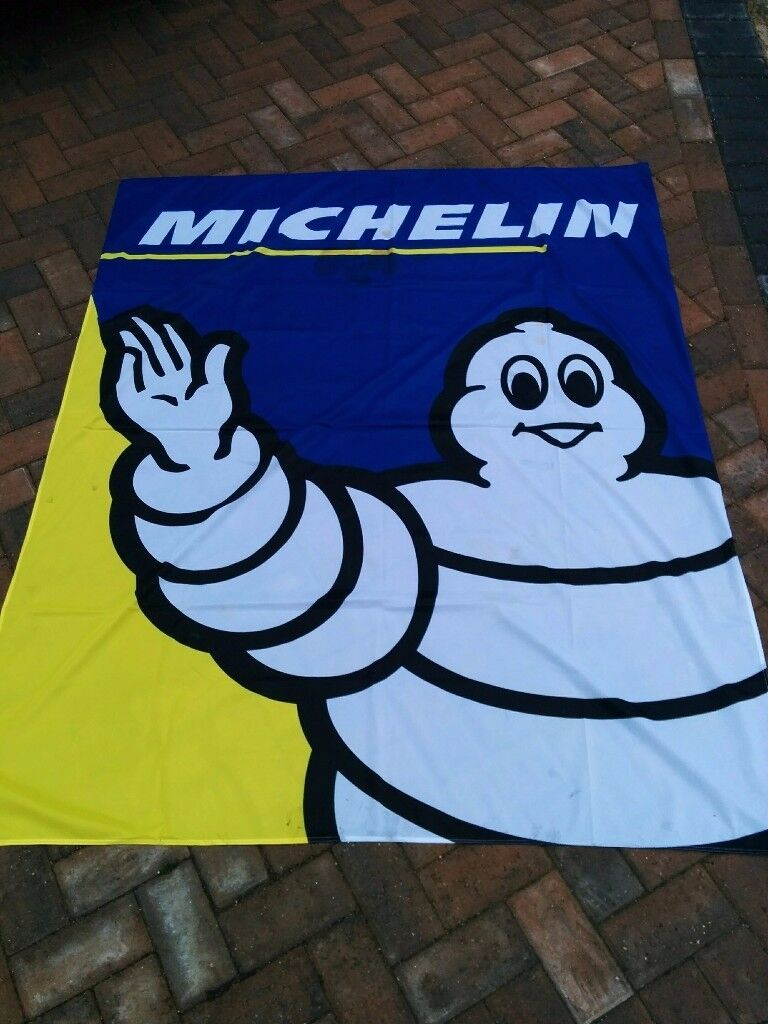 Large Michelin Banner