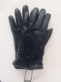 Women's soft leather gloves new size 7""