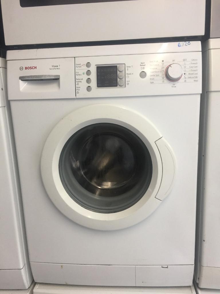 3.bosch washing machine