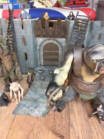 Lord of the rings play set