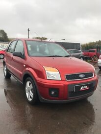 Ford Fusion 1.4tdci 2009