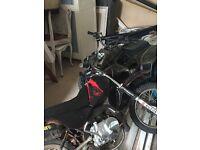 50cc automatic Quad And 90cc Semi Auto bike