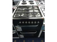 New Ex-Display Kenwood CK231DF 60cm Dual Fuel Mini Range Cooker £350