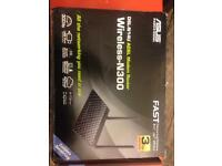 Asus -N300 wireless modem