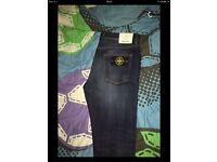 Stone island jeans 100% authentic