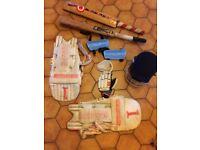 Cricket Kit 9 items