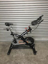 FREE DELIVERY BH FITNESS SB2.0 SPIN EXERCISE BIKE GREAT CONDITION
