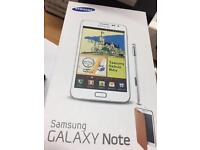 samsung galaxy note 1 UK model packed refurbished with box and charger no offers no swaps £90