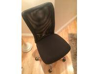 Black Office Chair £20