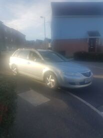 Mazda 6 estate 2.0 petrol
