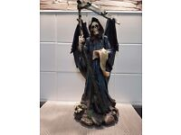 🌐Grim reaper statue from usa 🌐