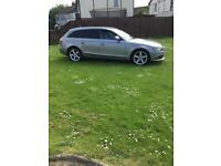 2009 AUDI A4 AVANT 2.0 TDI 6 SPEED