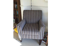 2 Gorgeous Armchairs for Sale